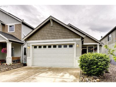 Independence Single Family Home Sold: 941 Wild Rose Ct