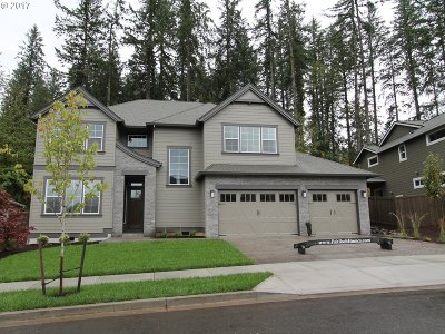 Camas Single Family Home For Sale: 5761 NW Hood Loop