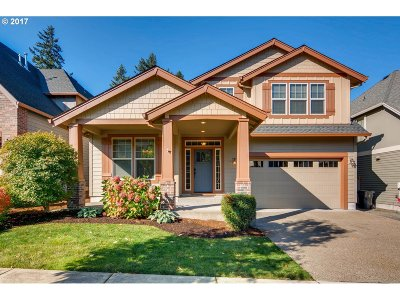 Tualatin Single Family Home For Sale: 22811 SW 104th Ter