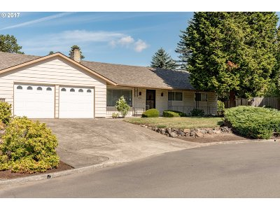 Beaverton Single Family Home For Sale: 15005 NW Northumbria Ln