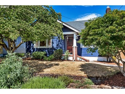 Portland Single Family Home For Sale: 951 N Morgan St