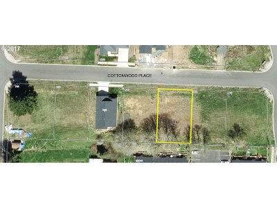 Cottage Grove, Creswell Residential Lots & Land For Sale: 1357 Cottonwood Pl #3