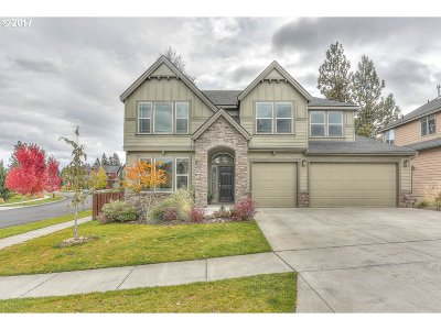 Bend Single Family Home For Sale: 61318 Gorge View St