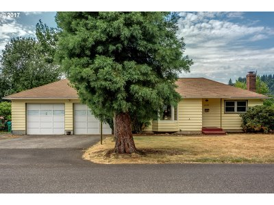 Single Family Home For Sale: 2701 NE 105th Ave