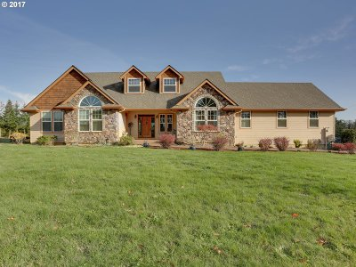 Newberg, Dundee Single Family Home For Sale: 17550 NE Lewis Rogers Ln