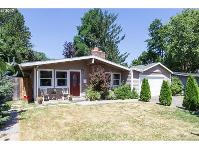 Single Family Home For Sale: 11375 SW 14th St