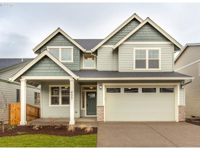 Newberg, Dundee Single Family Home For Sale: 433 Taylor Dr
