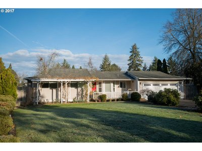 Beaverton, Aloha Single Family Home For Sale: 19975 SW Charlene Ct