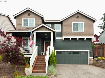 West Linn Single Family Home For Sale: 4713 Summer Run Dr