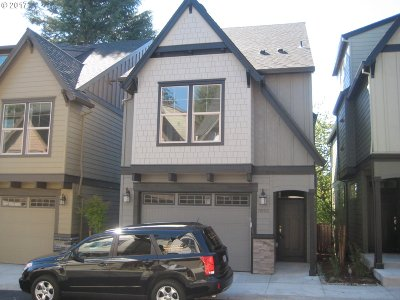 Portland Condo/Townhouse For Sale: 7892 SW Capitol Hill Rd