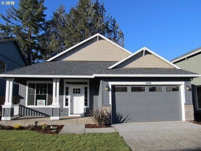 Forest Grove, Cornelius, Hillsboro Single Family Home For Sale: 1099 NW 2nd Pl