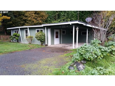 Coos Bay Single Family Home For Sale: 1330 W Anderson Ave