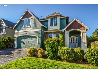 Oregon City Single Family Home For Sale: 14615 River Birch Pl