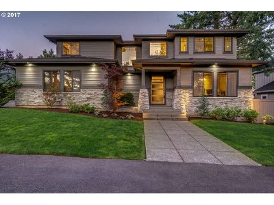 Lake Oswego OR Single Family Home For Sale: $1,295,000