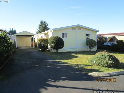 Coos Bay Single Family Home For Sale: 536 Puerto Vista Dr
