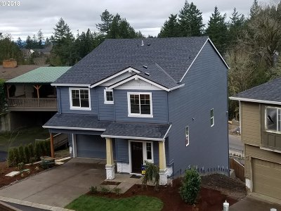 Portland Single Family Home For Sale: 11563 NW Melody