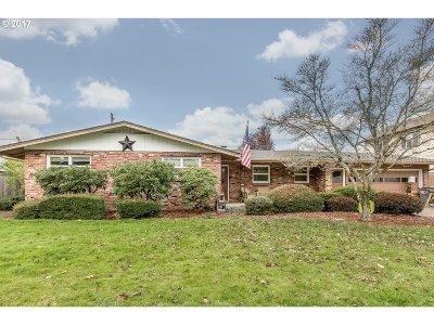 Eugene Single Family Home For Sale: 2080 Medina St