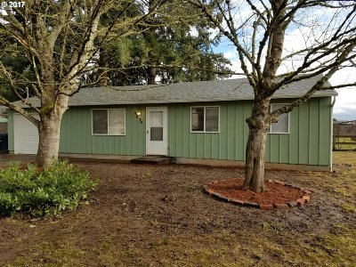 Eugene OR Single Family Home Sold: $179,900