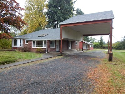 Brush Prairie Single Family Home For Sale: 12512 NE 151st St