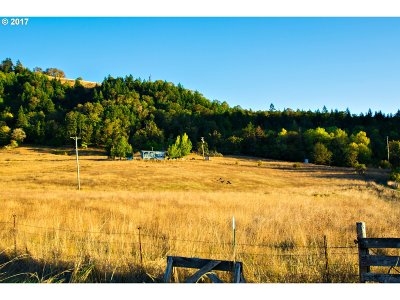 Wilbur OR Residential Lots & Land For Sale: $1,200,000