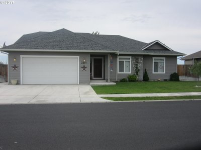 Hermiston Single Family Home For Sale: 2277 NE 8th St