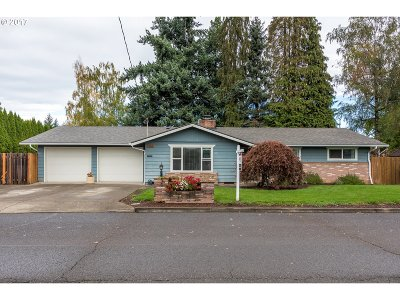 Canby OR Single Family Home For Sale: $325,000