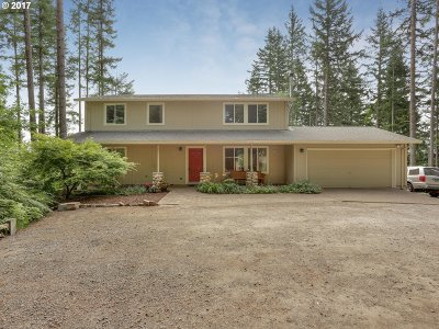 Oregon City Single Family Home For Sale: 20123 S Henrici Rd