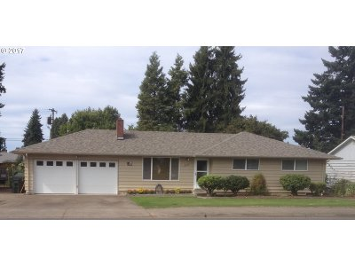 Springfield Single Family Home For Sale: 2266 19th St