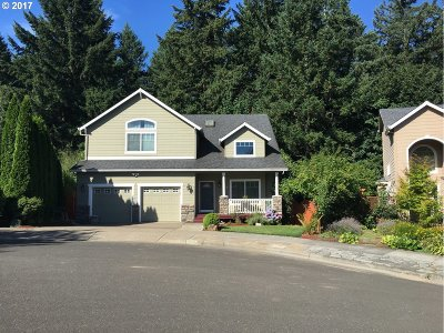 Beaverton Single Family Home For Sale: 8185 SW 199th Ave
