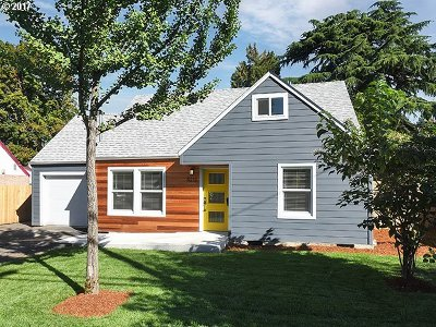 Single Family Home For Sale: 5212 NE 72nd Ave