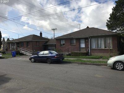 Portland Multi Family Home For Sale: 4035 SE 31st Ave