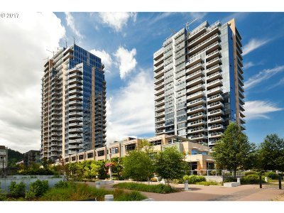 Condo/Townhouse For Sale: 3570 SW River Pkwy #2401