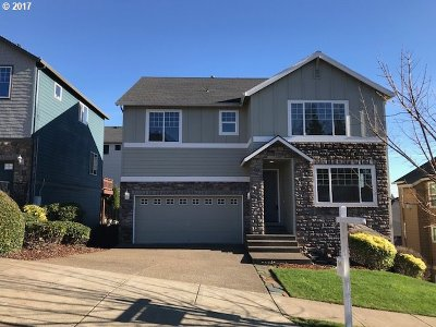 Happy Valley, Clackamas Single Family Home For Sale: 14573 SE Natalya St