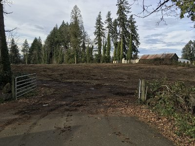 Aurora Residential Lots & Land Sold: 25585 S Highway 99e