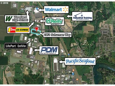 Woodland Residential Lots & Land For Sale: 1951 Schurman Way
