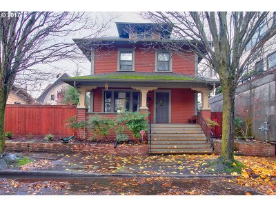 Single Family Home For Sale: 816 SE 38th Ave