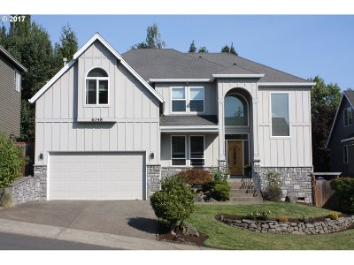 Portland Single Family Home For Sale: 6048 NW 165th Ter