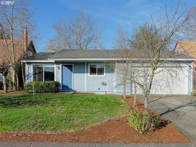 Beaverton, Aloha Single Family Home For Sale: 1223 SW 209th Ave