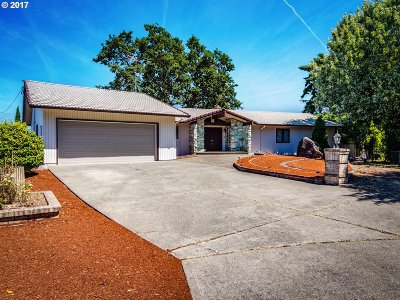 Single Family Home For Sale: 3114 NE 127th Ave
