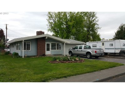 Pendleton Single Family Home For Sale: 3008 SW Marshall Ave