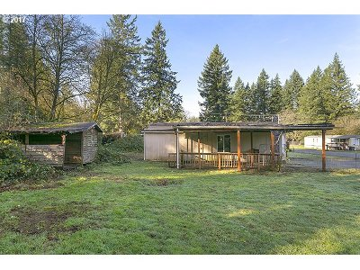Clackamas County, Columbia County, Jefferson County, Linn County, Marion County, Multnomah County, Polk County, Washington County, Yamhill County Single Family Home For Sale: 25922 S River Lake Rd