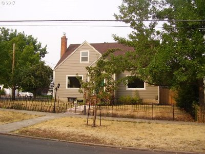 la grande Single Family Home For Sale: 801 N Ave
