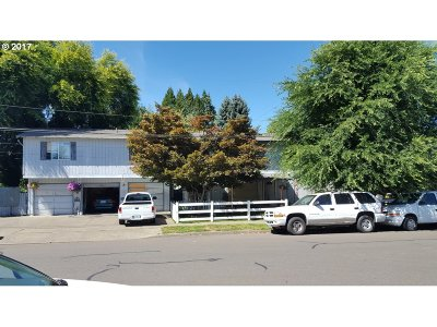 Forest Grove Multi Family Home For Sale: 3335 19th Ave