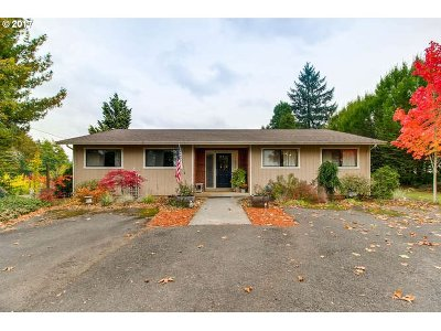 Sandy Single Family Home For Sale: 11890 SE Bluff Rd