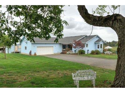 Stayton Single Family Home For Sale: 41114 SE Stayton Scio Rd
