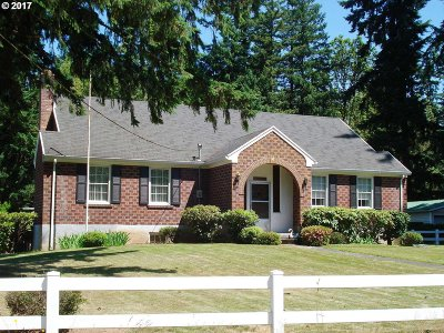 Single Family Home Sold: 5000 NE Salmon Creek St