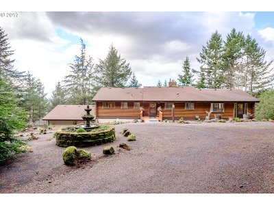 Single Family Home For Sale: 19916 Mill Creek Rd NE