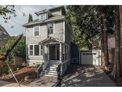 Single Family Home For Sale: 1315 SE 29th Ave