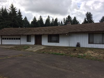 Oregon City, Beavercreek Single Family Home For Sale: 20435 Highway 213
