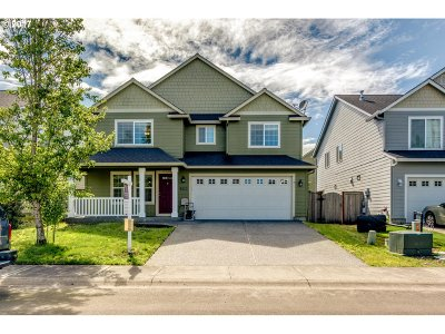 Vancouver Single Family Home For Sale: 4102 NE 166th Ave